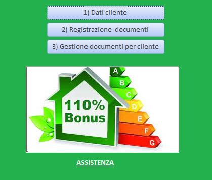 Pubblicato il Software DOC Bonus 110 – software gestione documentazione pratiche Bonus 110